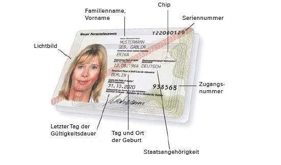 Ausweis Und Passe Landeshauptstadt Saarbrucken